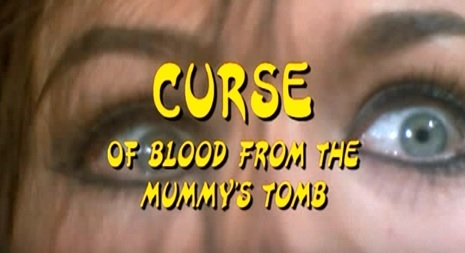 Curse of Blood from the Mummy's Tomb