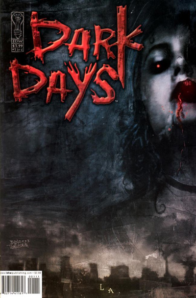 Dark Days Vol 1