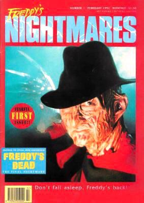 Freddy's Nightmares Vol 1