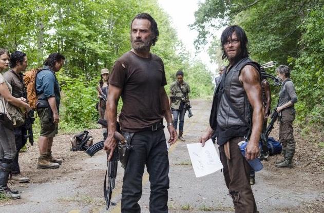 Walking Dead: Them