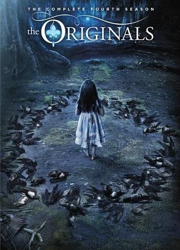Originals: The Complete Four Season/DVD