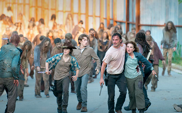 Walking Dead: Start to Finish