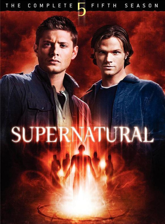 Supernatural - The Complete Fifth Season.jpg