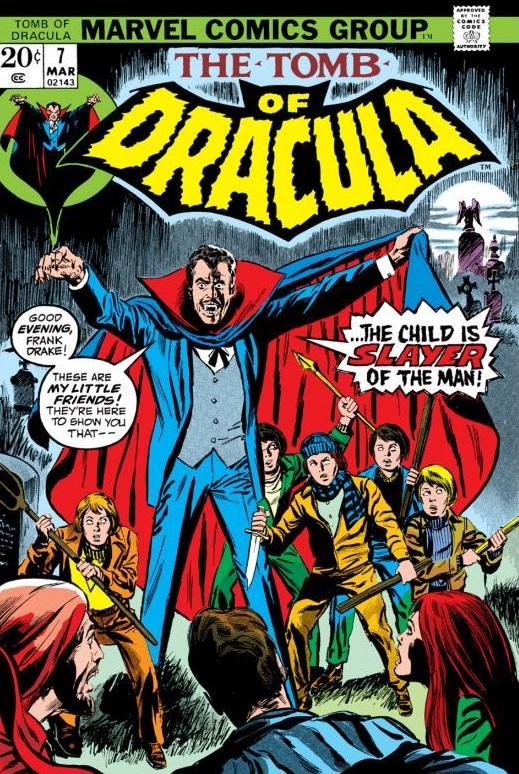 Tomb of Dracula 7