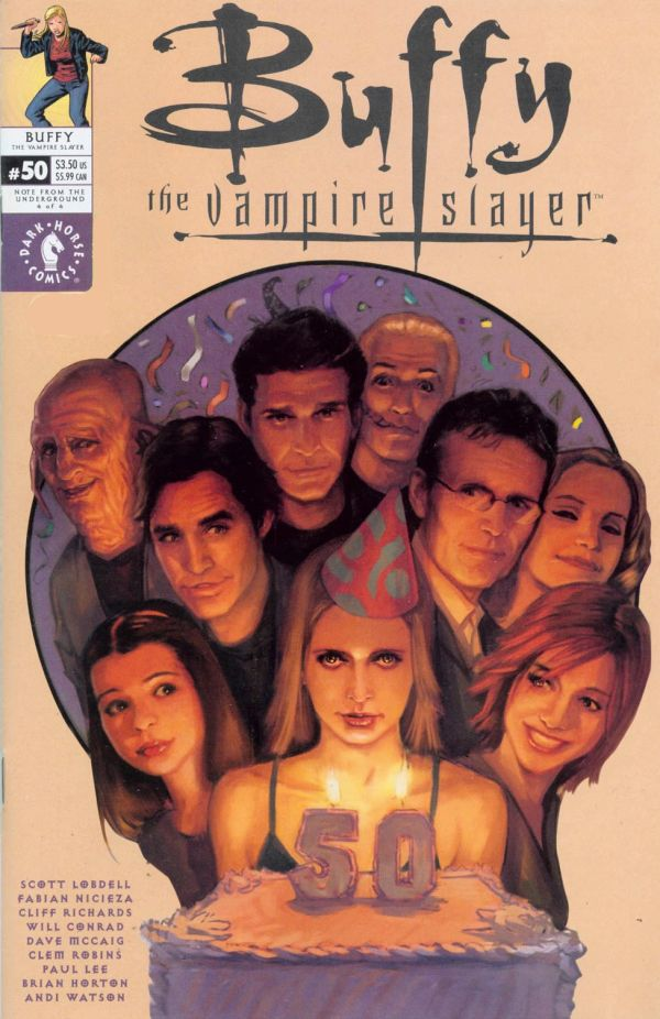 Buffy the Vampire Slayer 50