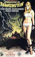 Frankenstein Created Woman (1967)