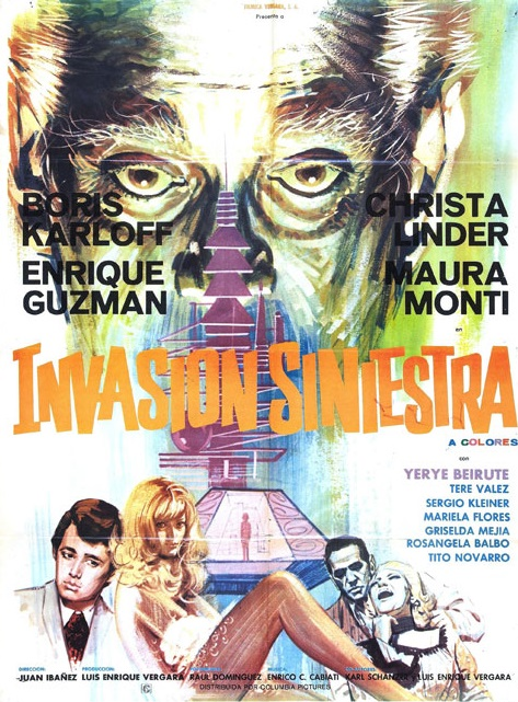 Incredible Invasion, The (1971)