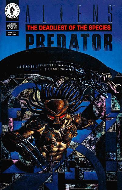 Aliens/Predator: The Deadliest of the Species 1