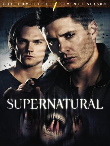 Supernatural - The Complete Seventh Season - DVD.jpg