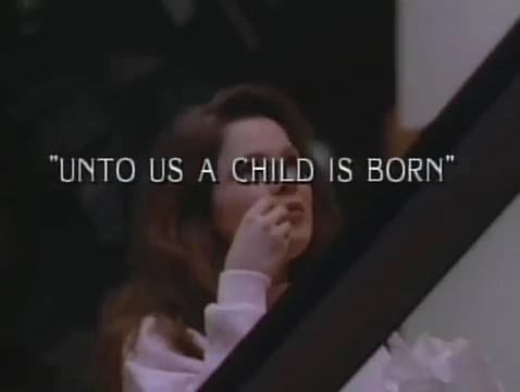 War of the Worlds: Unto Us a Child Is Born