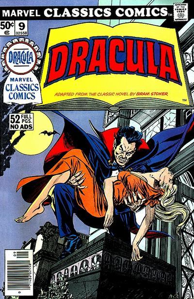 Marvel Classics Comics 9