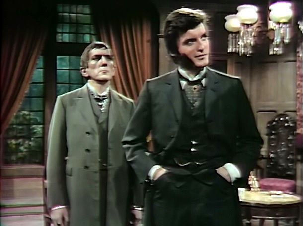 Dark Shadows: 727