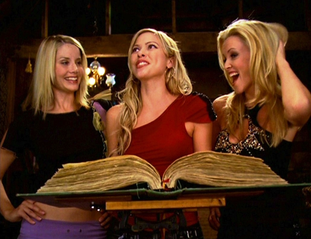 Charmed: The Power of Three Blondes