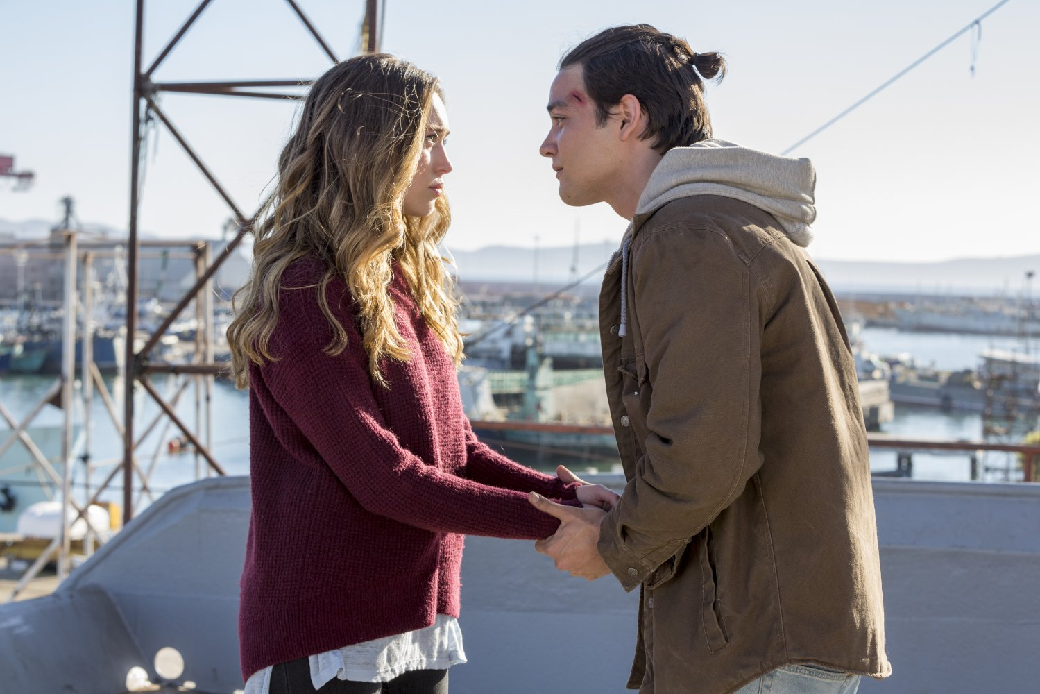 Fear the Walking Dead: Captive