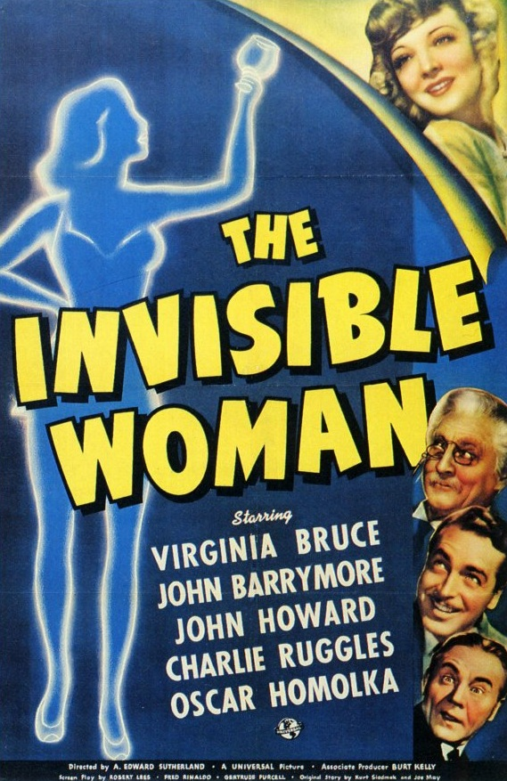 Invisible Woman, The (1940)