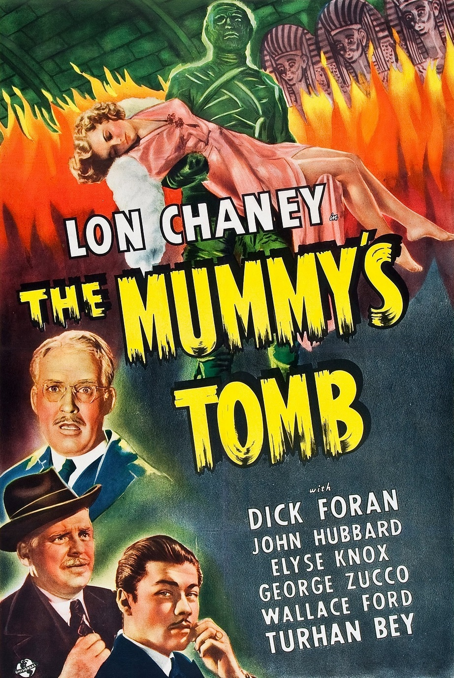 Mummy's Tomb, The