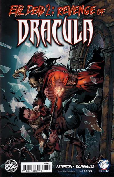 Evil Dead 2: Revenge of Dracula 1