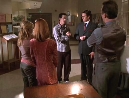 Buffy the Vampire Slayer: Choices
