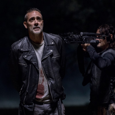 Walking Dead: Look at the Flowers