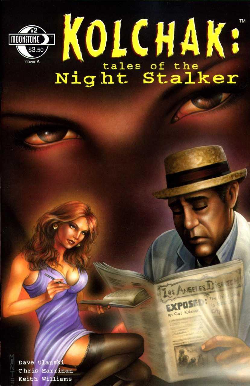 Kolchak: Tales of the Night Stalker 2