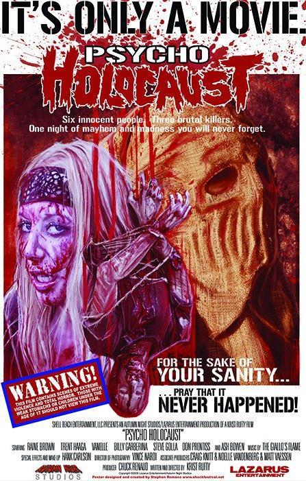 Psycho Holocaust (2009)