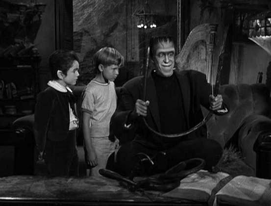 Munsters: Herman the Great