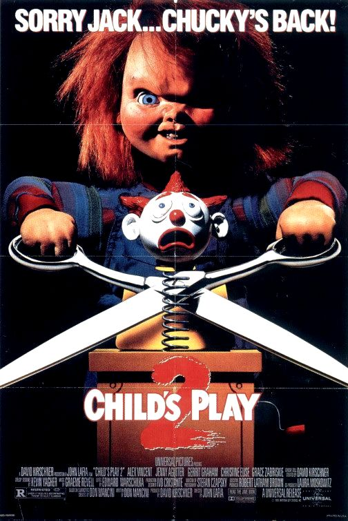 Child's Play 2 (1990)/Gallery