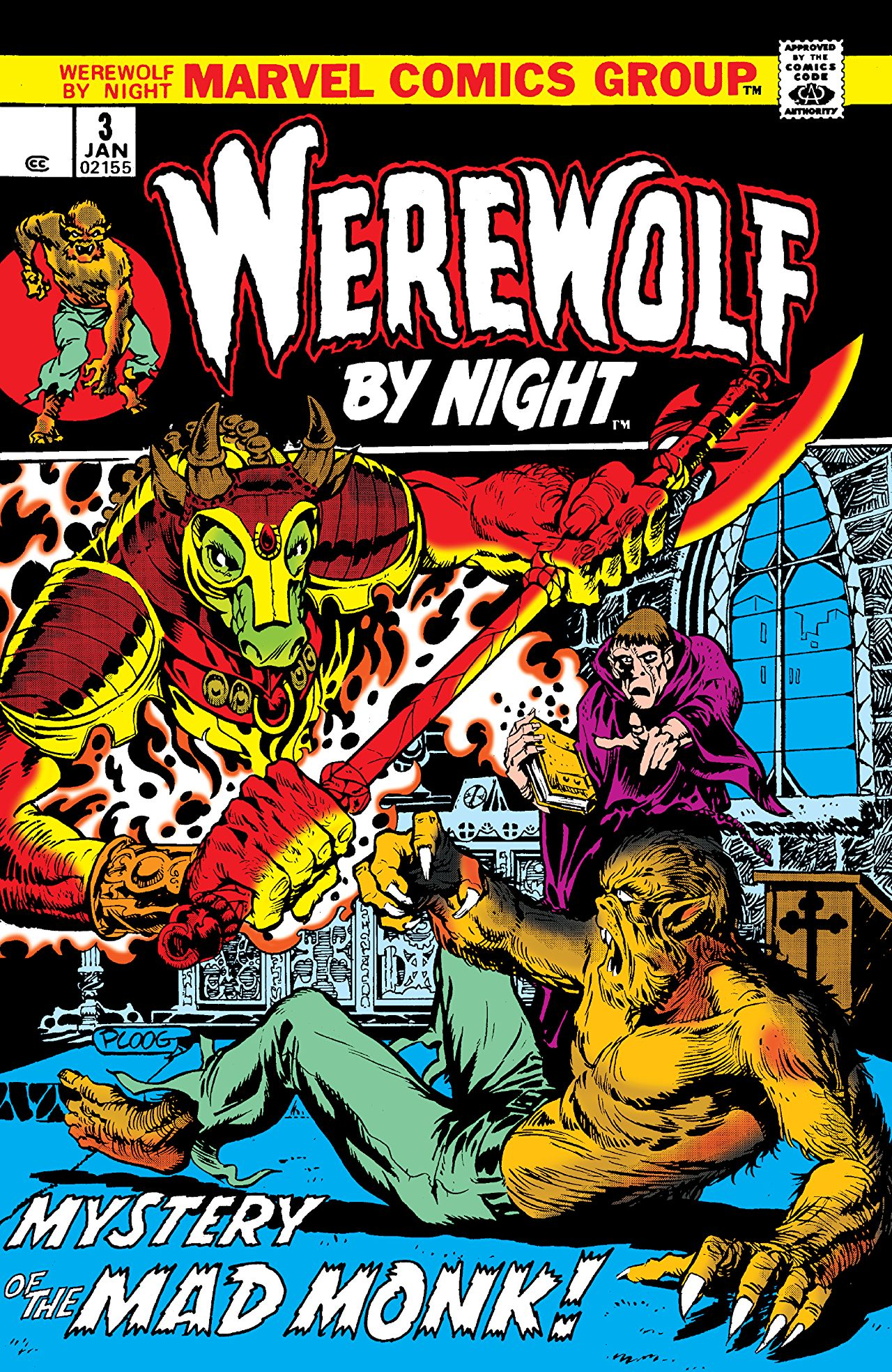 Werewolf by Night 3