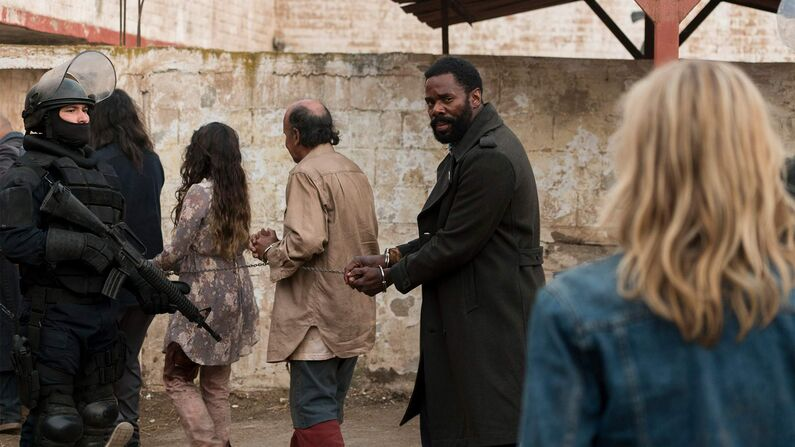 Fear the Walking Dead: The Diviner