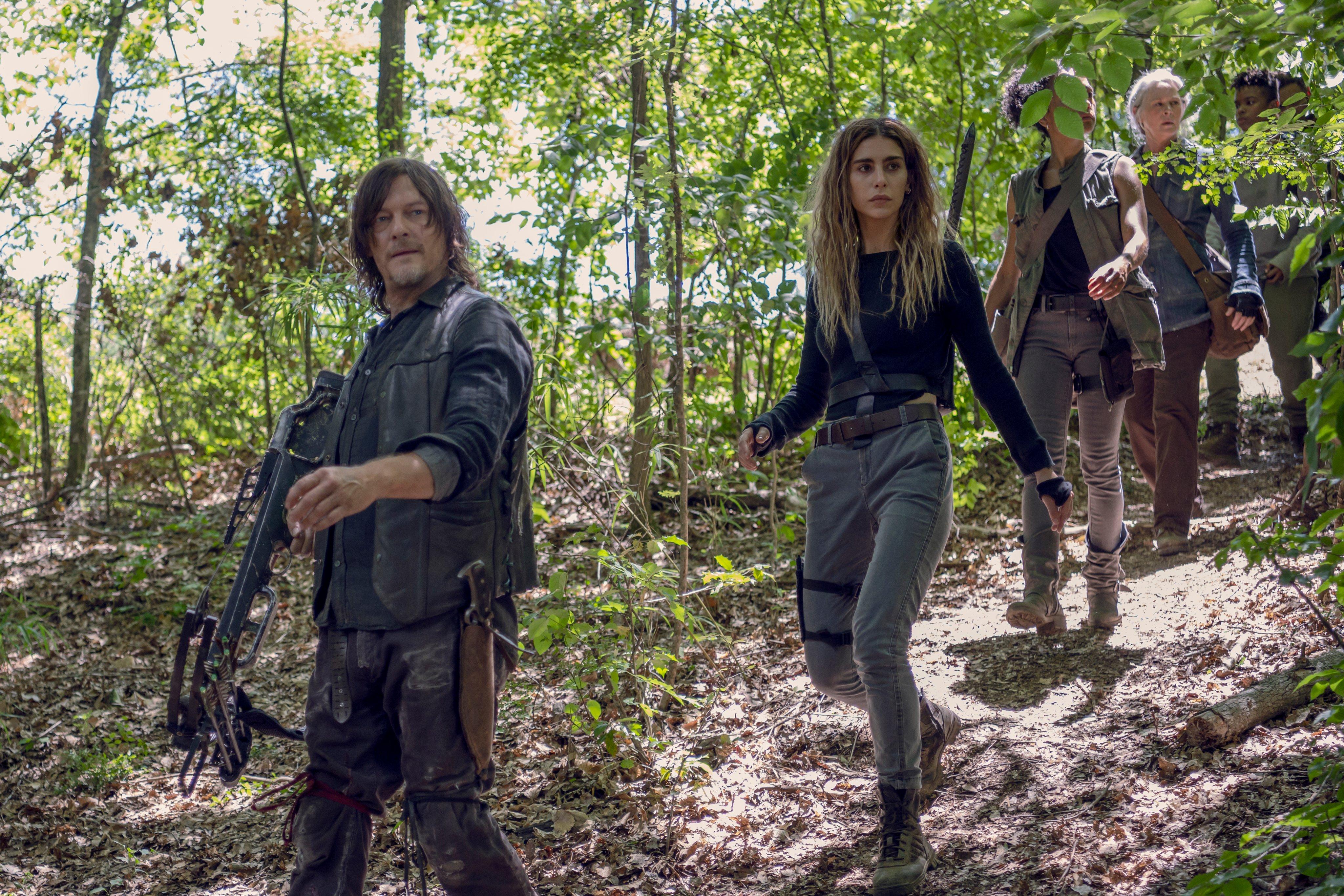 Walking Dead: The World Before