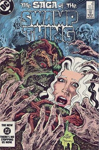 Swamp Thing Vol 2 30
