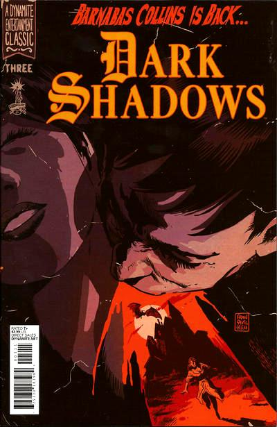 Dark Shadows Vol 5 3