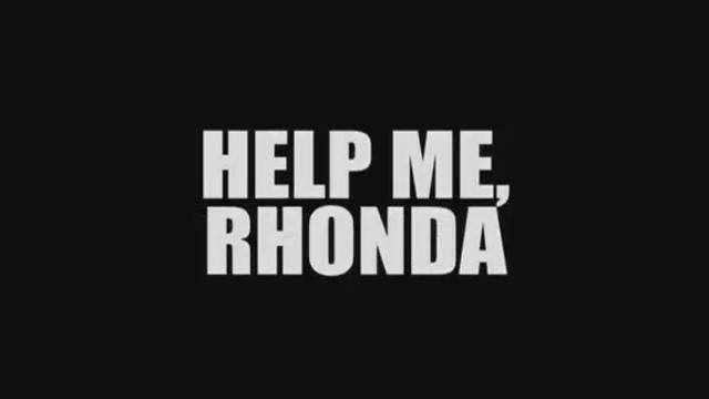 Femme Fatales: Help Me, Rhonda