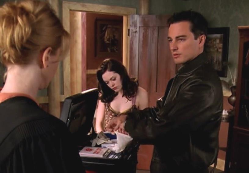 Charmed: Charmed Noir