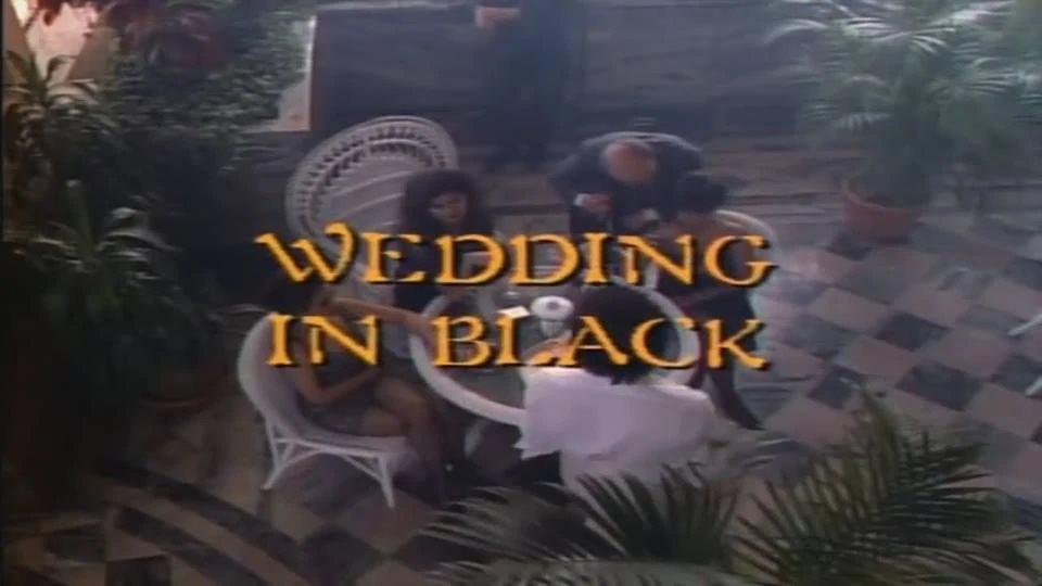 Friday the 13th: Wedding in Black