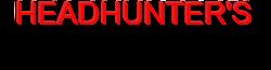 Headhunter's Horror House Wordmark.png