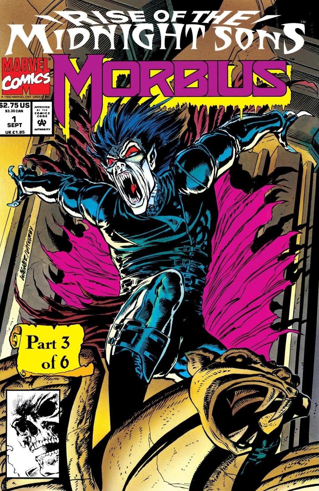 Morbius: The Living Vampire 1