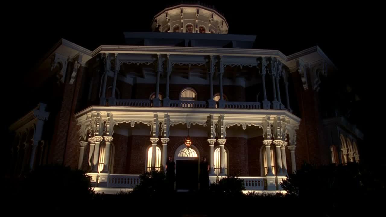 Edgington mansion