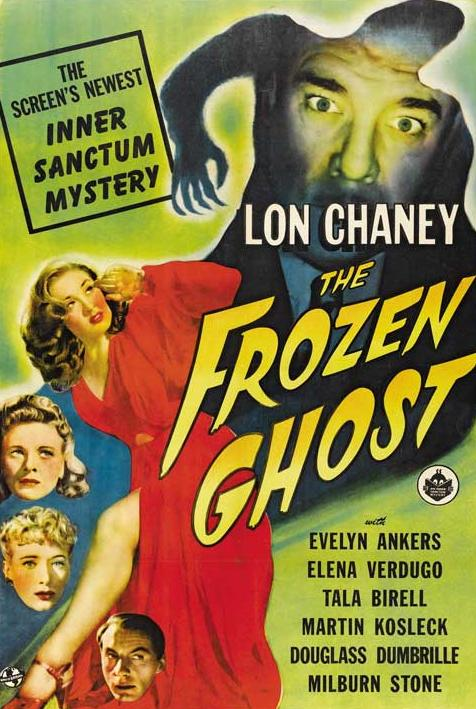 Frozen Ghost, The (1945)
