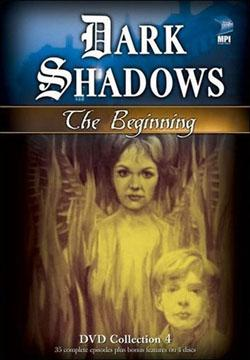 Dark Shadows: The Beginning DVD Collection 4
