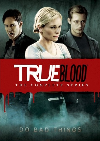 True Blood: The Complete Series/DVD