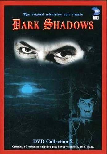 Dark Shadows DVD Collection 2