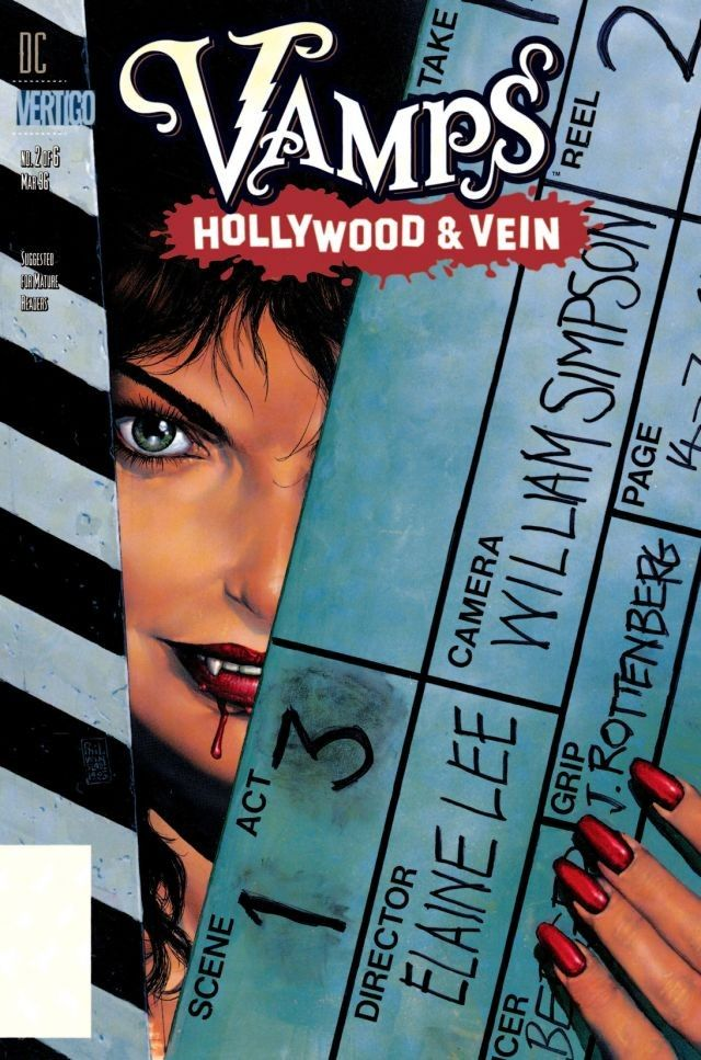 Vamps: Hollywood & Vein 2