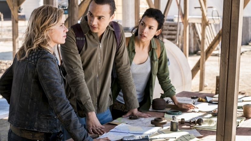 Fear the Walking Dead: Buried