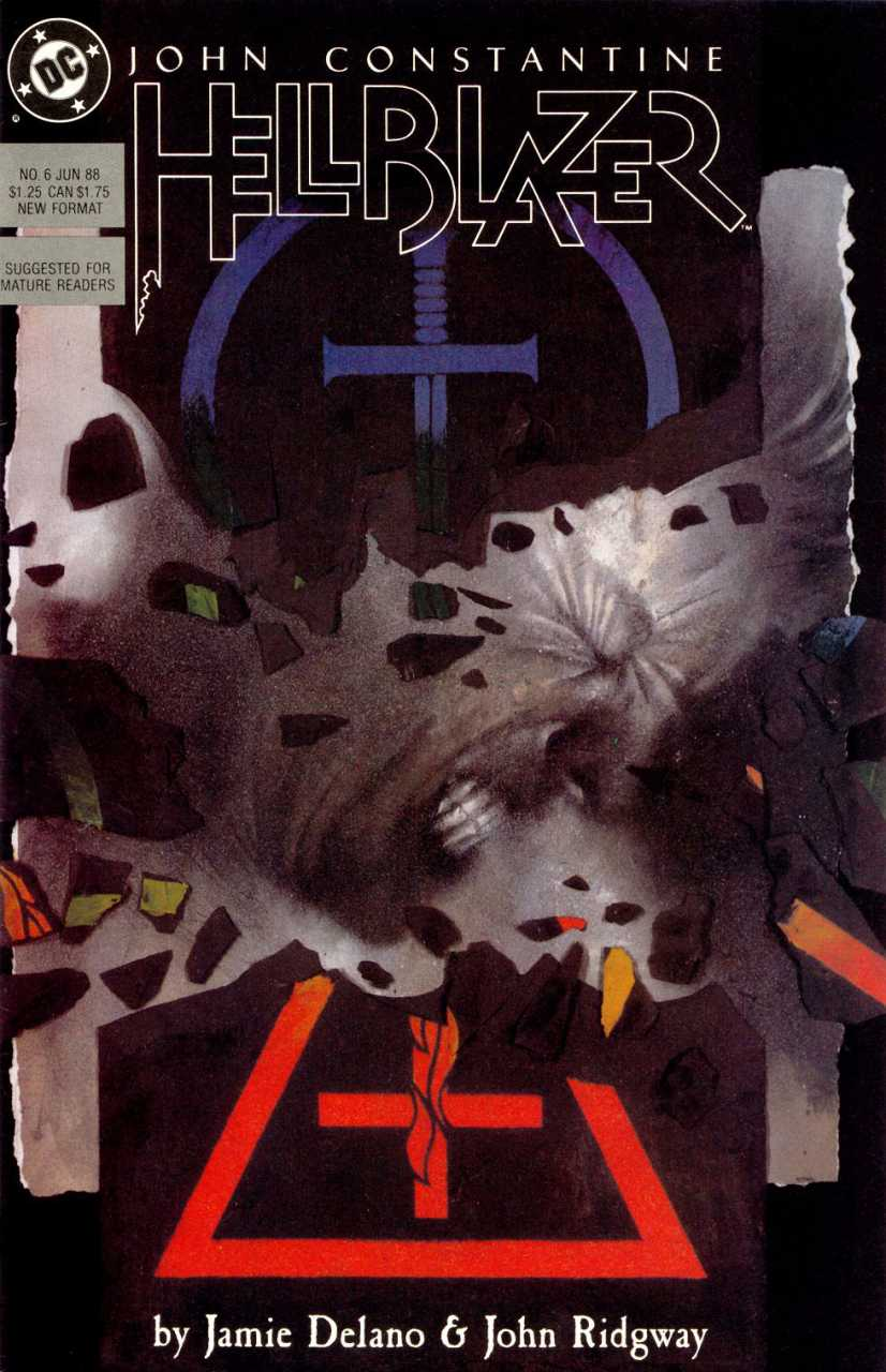 Hellblazer 6