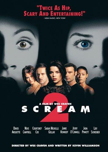 Scream 2/DVD