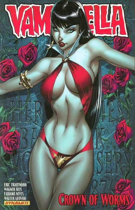Vampirella: Crown of Worms (TPB)