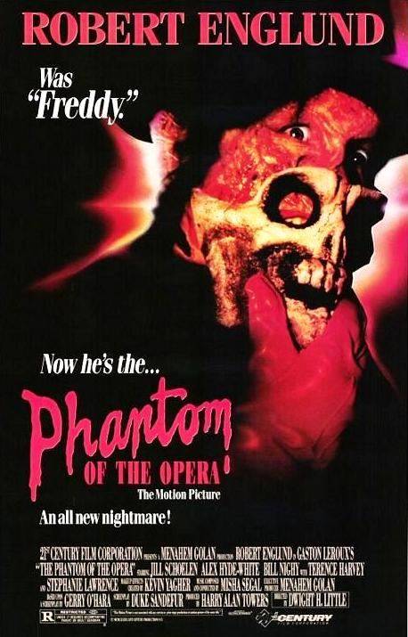 Phantom of the Opera (1989)