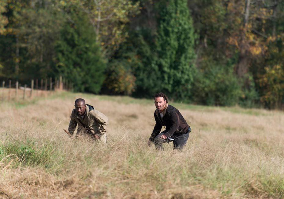 Walking Dead: East
