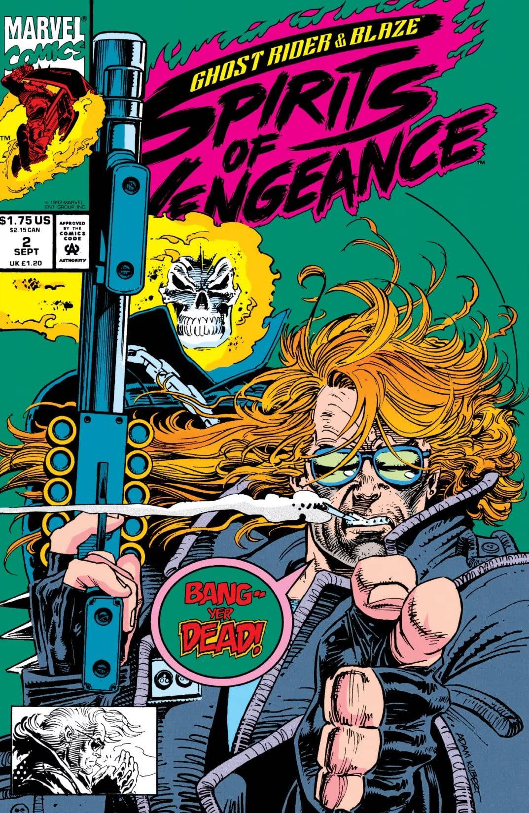 Ghost Rider & Blaze: Spirits of Vengeance 2